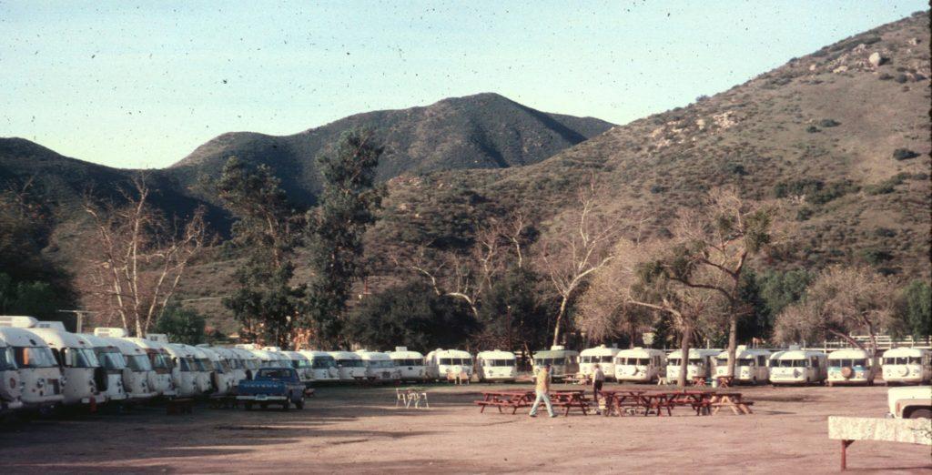 January 1979, Frontier Town, El Cajon CA