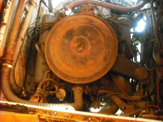 Ultra Van 520 engine