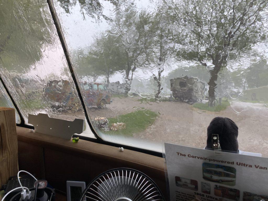2021 Central Rally Rain