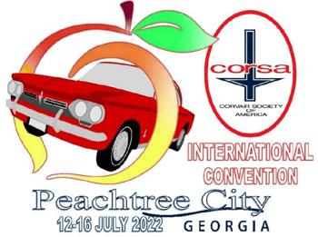 2022 CORSA Convention logo
